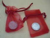 A GOOD LUCK GIFT FOR THE BRIDE... 'And a Silver Sixpence for Her Shoe....'  CLICK HERE TO BROWSE